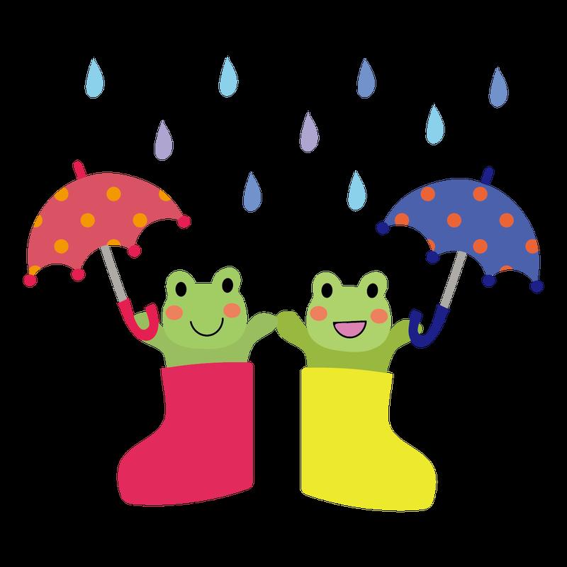 梅雨にぴったりおしゃれ で かわいい イラスト7選 Illustmansionのブログ