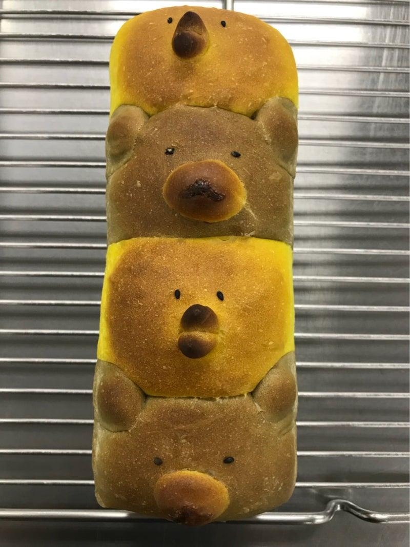動物のちぎりパン ウルログ