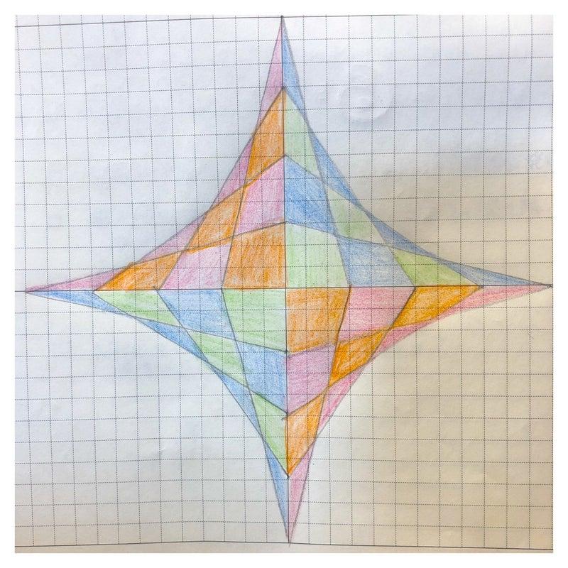 直線が描く曲線-線織面