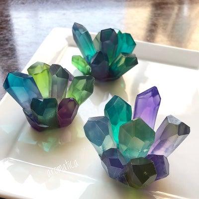 夏休み前の 宝石石鹸インストラクターコースの記事に添付されている画像