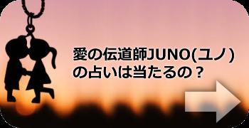 愛の伝道師JUNO(ユノ)の占いは当たるの?