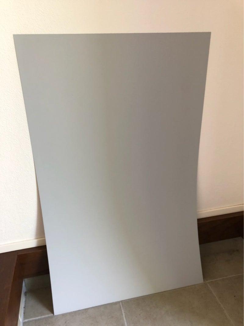 玄関ニッチの壁紙改造 ナカメブログ