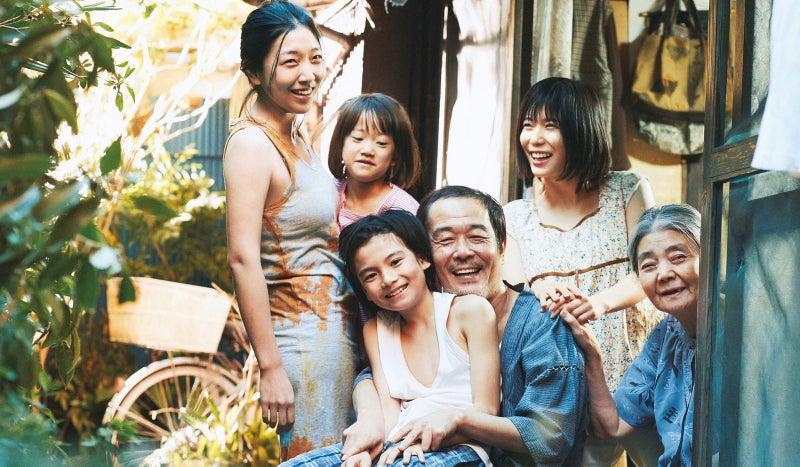 「万引き家族 画像 ブログ」の画像検索結果