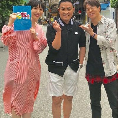 今日の大阪ロケ…の記事に添付されている画像