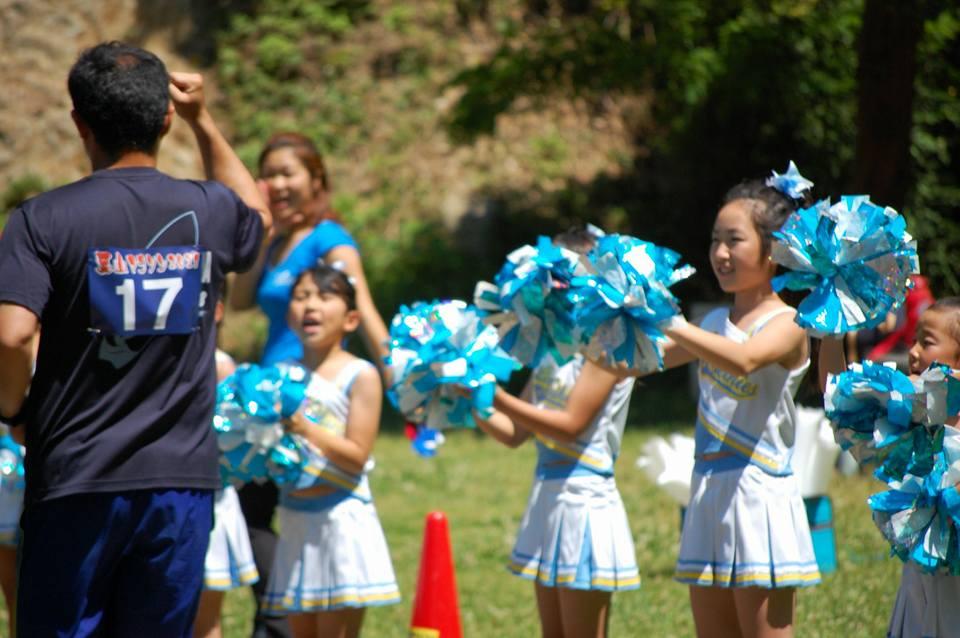 【葉山マラソン2018】動画 キッズチア 応援 パフォーマンス 開会式 子ども 葉山 逗子 笑顔の記事より