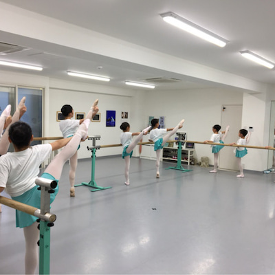 厳しいバレエが好き♡の記事に添付されている画像