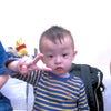 CURL`S 幼児カット お子様 ヘアスタイルの画像