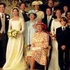 【英国王室】ダイアナ妃 1994年7月14日レディ・サラの結婚式の画像