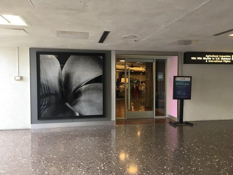 ホノルル空港から日本へ ui travel in hawaii