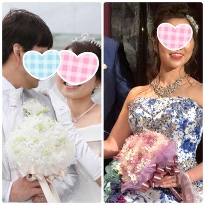 花嫁様のブーケの記事に添付されている画像