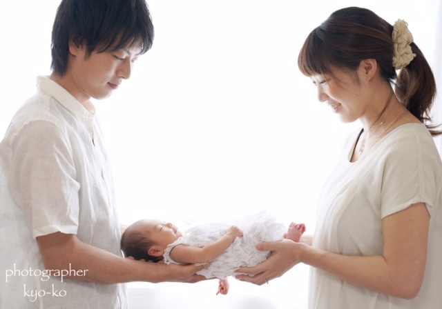 名古屋市ニューボーンフォト!新生児フォト(愛知県内伺います)の記事より