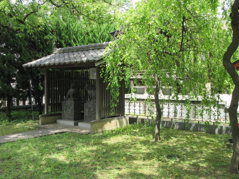 川口神社(埼玉県 川口市)