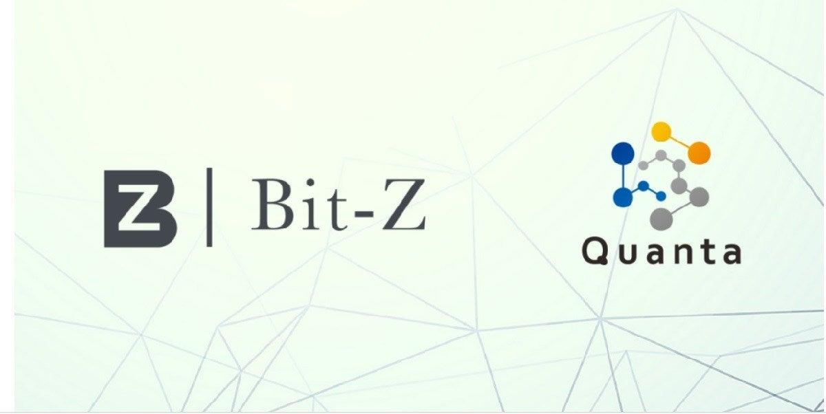 仮想通貨QNTU(クオンタ)の買い方、6月2日Bit-z ...