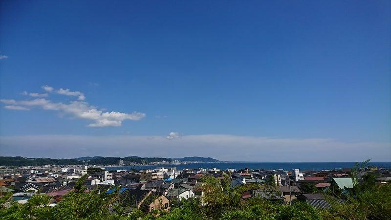 長谷寺からの海
