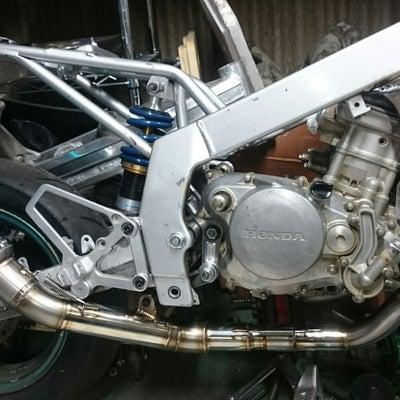 NSR50にCRF150エンジンスワップ(,,• ₃ •,,)の記事に添付されている画像