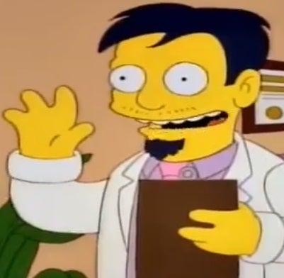 The Simpsonsお気に入り 脇役 キャラその2 メロメロのこまかすぎるブログ