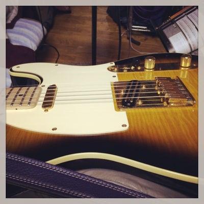 ギター改造ブログリッチーコッツェン.テレキャスター編の記事に添付されている画像