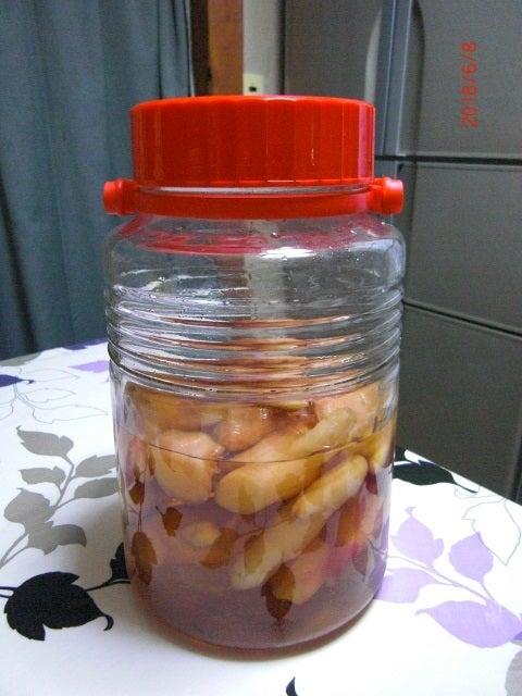 新 生姜 の 甘酢 漬け の 作り方