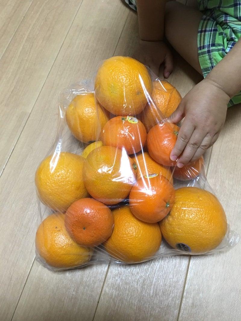 オレンジ カロリー