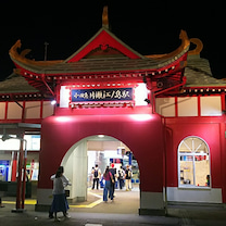 紫陽花の季節 ☆ 鎌倉・湘南と鉄道 (さよなら片瀬江ノ島駅の駅舎)の記事に添付されている画像