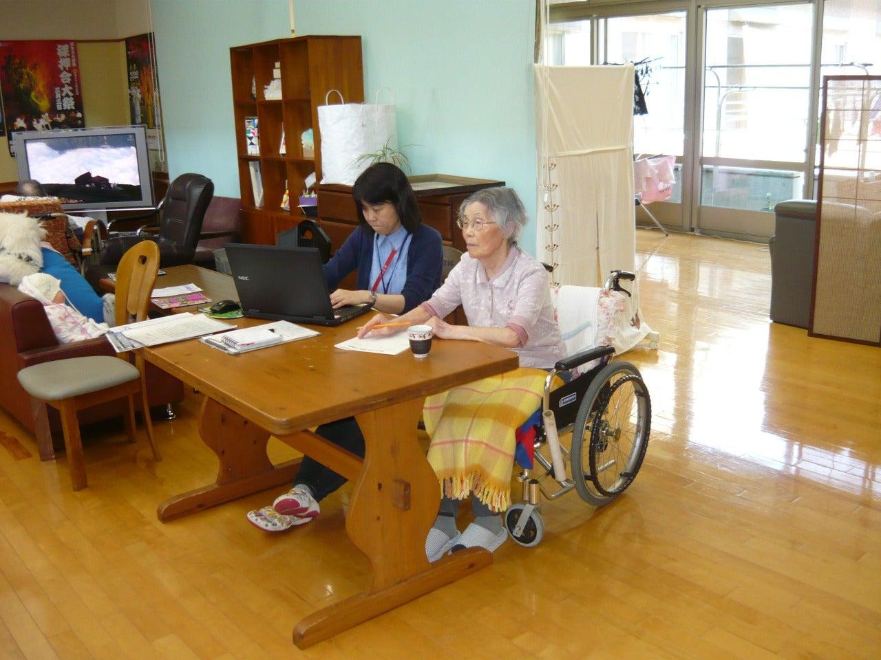特別養護老人ホーム八色園のブログ毎月開催『常会』