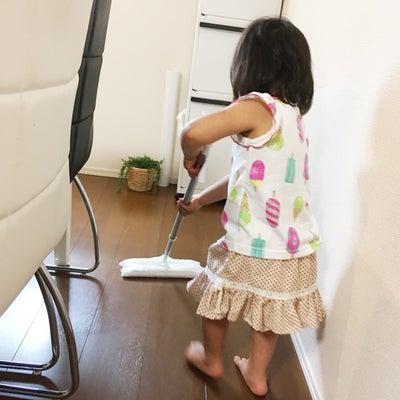 【アルコールスプレーの作り方も記載】2歳児の育児♡〜掃除編〜の記事に添付されている画像