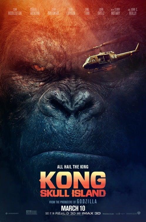 映画 キング コング 髑髏 島 の 巨神