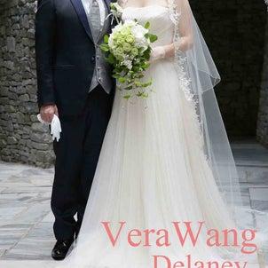 【委託販売】 VeraWang DELANEY(デラニー)の画像