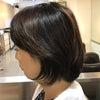 ミディアムヘアの画像