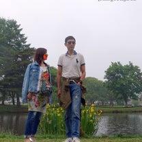 雨の軽井沢で外歩きコーデ♪の記事に添付されている画像