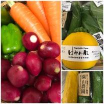 お野菜達の記事に添付されている画像