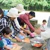 6/12子育て広場おやこ組@平山キャンプ場の画像