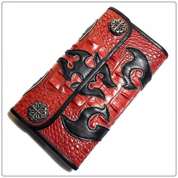 ノースショアレザー,財布,画像,