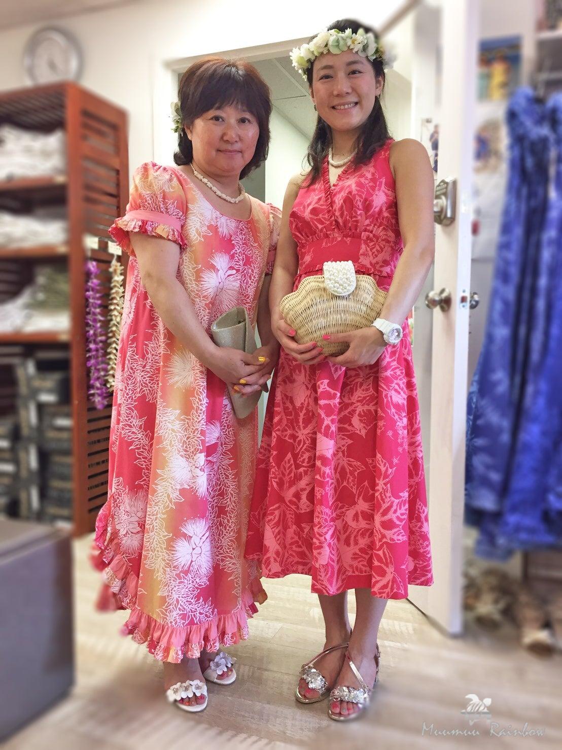 ハワイ挙式参列衣装|バッグと靴の選び方