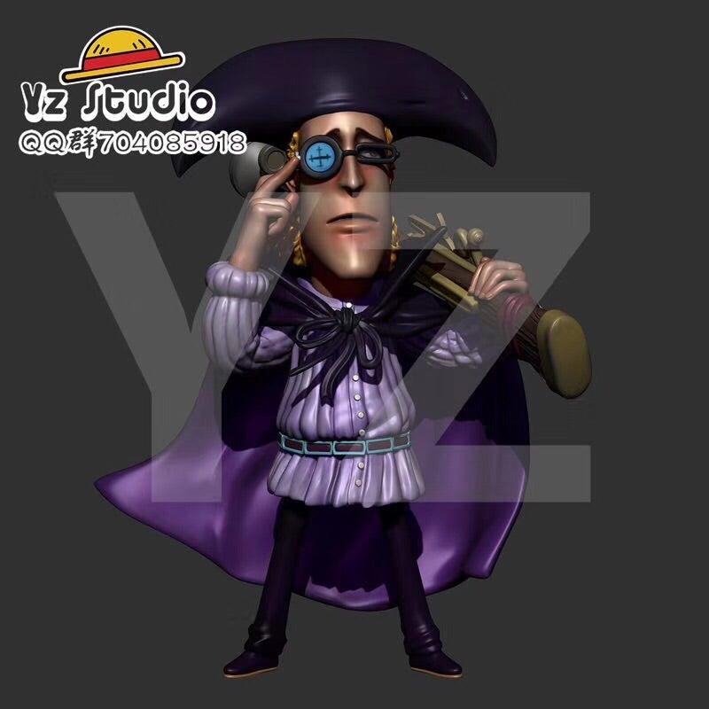 ワンピース Wcfver 黒ひげ海賊団 ヴァンオーガー ラフィット Rufi Figureのブログ