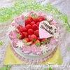 苺いっぱいのショートケーキ♡の画像