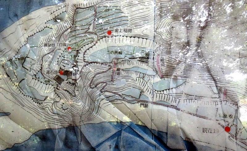【図】津川城