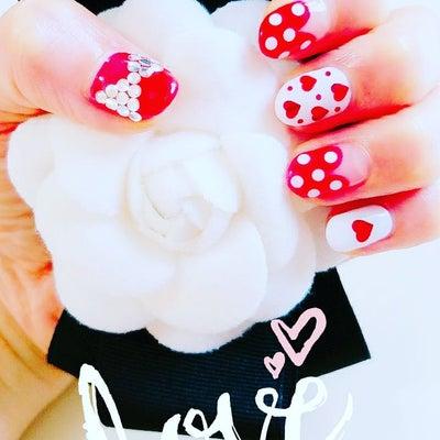LOVEファッションに合わせて☆ドットネイル☆の記事に添付されている画像