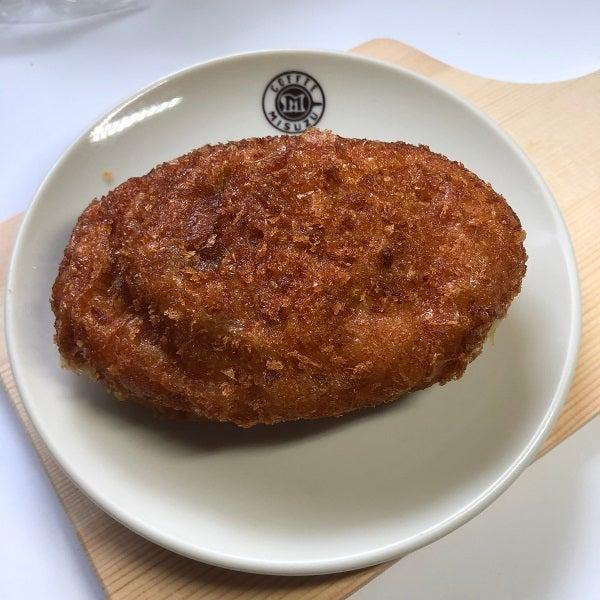 20180616 石窯パンマルシェHARU 自家製牛肉カレーパン