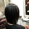 ビビり後3カ月の髪に縮毛矯正、Oさん。の画像