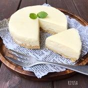 砂糖&ゼラチン不要❤️材料4つでとろける純白フロマージュ