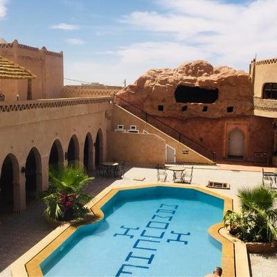 【モロッコ】ワルザザード→メルズーガ(ハシラビード)へのアクセスの記事に添付されている画像