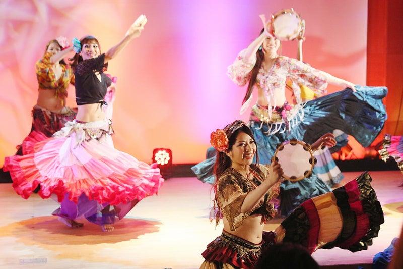 ベリーダンス発表会写真3