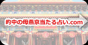 香港的中の母「燕京」の当たる占いの口コミ体験談
