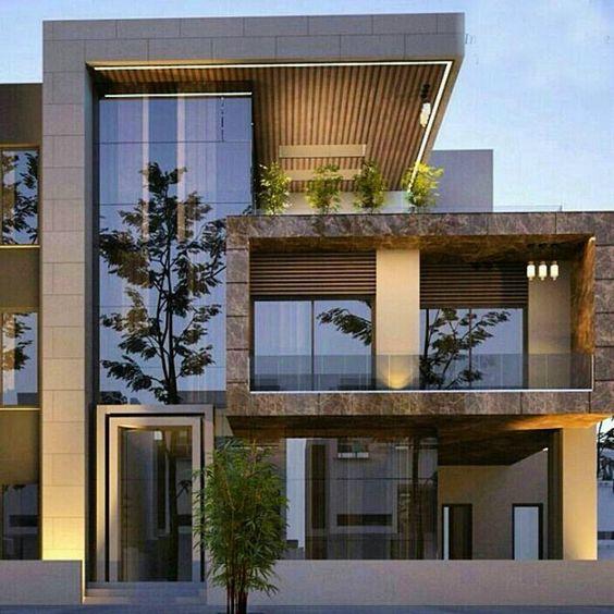新築住宅の外観アイディア10選 箱型なナウトレンドデザイン: 新築住宅の外観アイディアシリーズ、Vo2!モダンな箱型