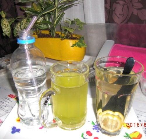 危険 水 出し 緑茶