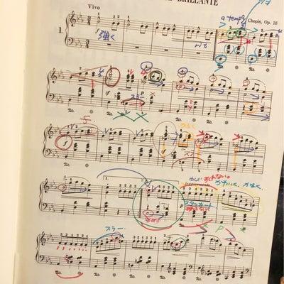 ピアノの記事に添付されている画像
