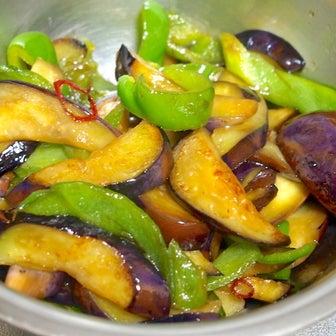 作り置きできる「簡単ナスの冷菜」