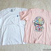 【ユニパト】大人気ドラえもんコラボTシャツ!
