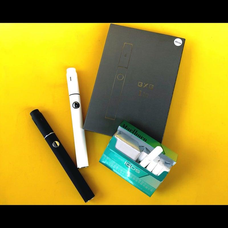 吸える回数 アイコス IQOS【アイコス】裏技特集|一箱20本で40本吸う方法!